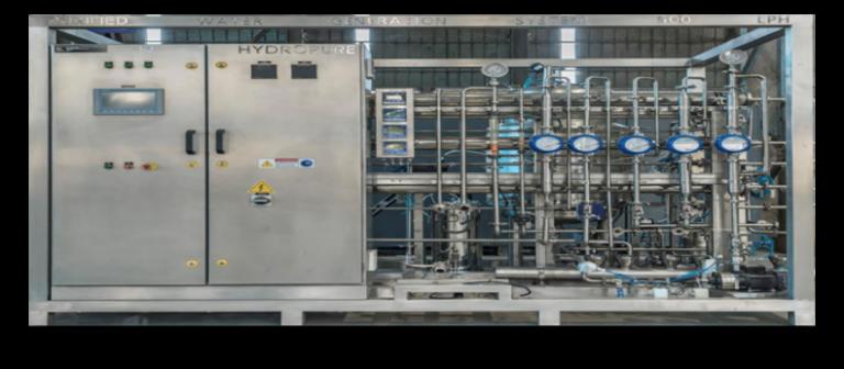 دستگاه تولید آب خالص دارویی