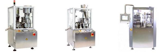 دستگاه پرکن کپسول (ژلاتین سخت)