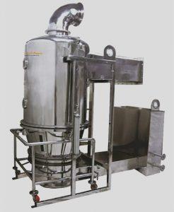 دستگاه خشک کن بستر سیال (FBD)